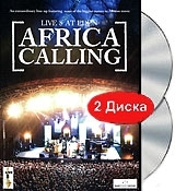 Various Artists - Africa Calling: Live 8 at Eden (2 DVD) артикул 4161b.