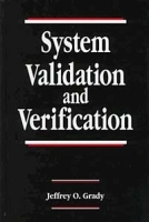 System Validation and Verification артикул 3973b.