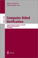 Computer Aided Verification : 15th International Conference, CAV 2003, Boulder, CO, USA, July 8-12, 2003, Proceedings (Lecture Notes in Computer Science) артикул 4007b.