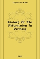History Of The Reformation In Germany артикул 4034b.